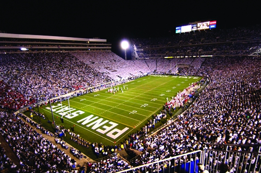 Penn State Football Tours
