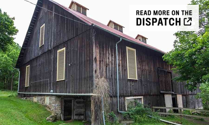 Old (and new) barn charm is plentiful in Happy Valley