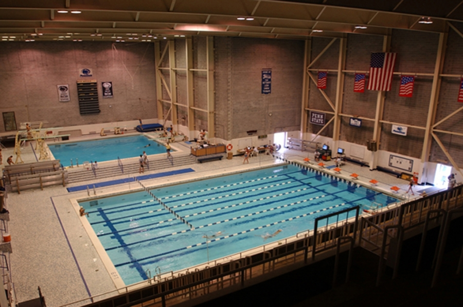 mccoy natatorium penn state swimming pools