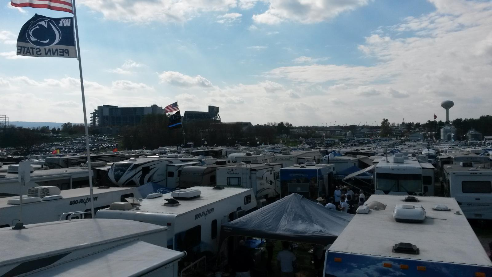 Tailgating Like a Penn State Football Pro & Information on 2017 Penn State Football Tailgating