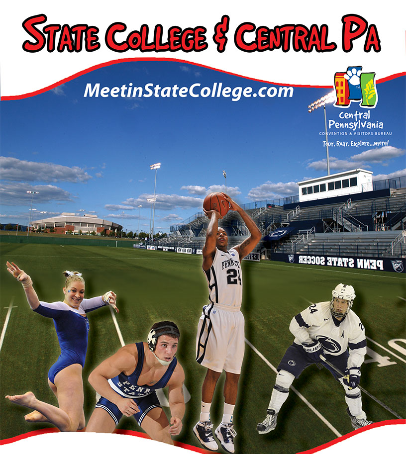 Sports Planners for State College and Central PA