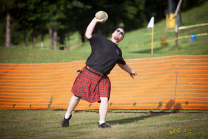 Highland Games at Celticfest