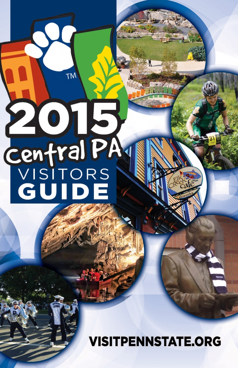 2015 Central PA Visitors Guide