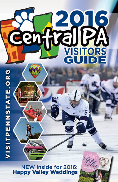 Central PA Visitors Guide