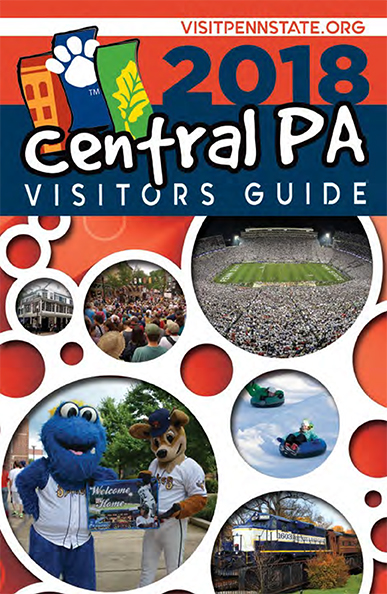 2016 Central PA Visitors Guide