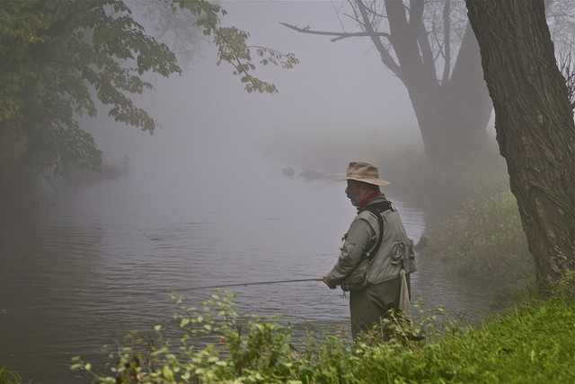 Fishing in Centre County, PA