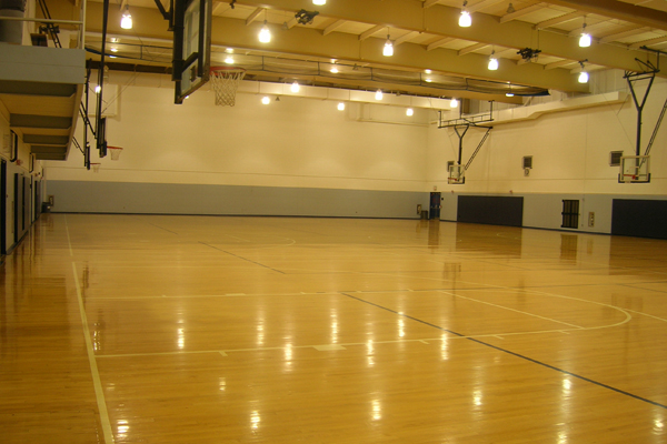 Basketball Courts Facilities At Penn State Central Pa