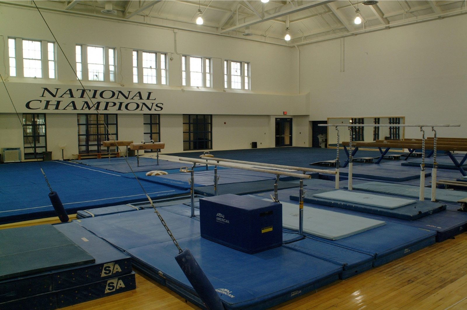 Wrestling Amp Training Facilities At Penn State Central Pa