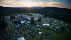 Wing Fest at Tussey Mountain